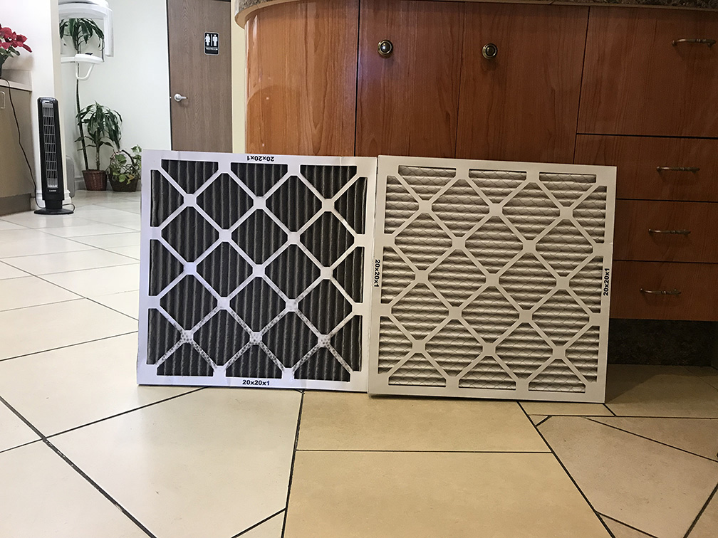 Air Filter - Preventative Maintenance Image